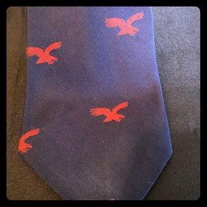 Cromwell eagle men's tie